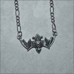 Jewelry - Little Flying Bat Necklace